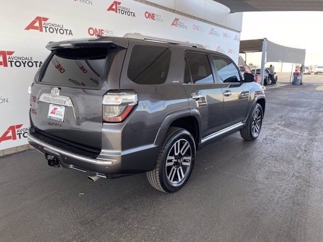 Toyota 4Runner 2018 price $37,981