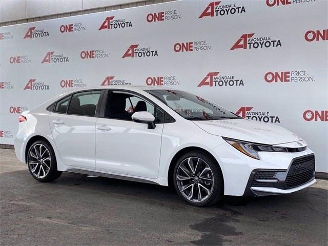 Toyota Corolla 2020 price $18,983