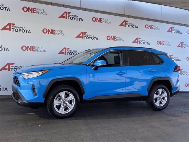 Toyota RAV4 2019 price $25,981
