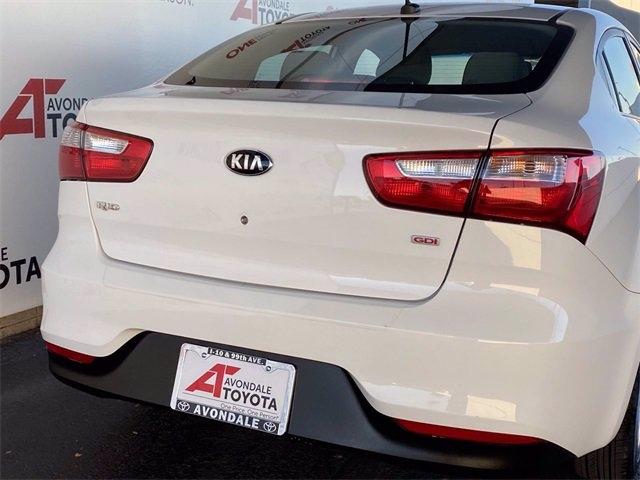 Kia Rio 2016 price $8,682