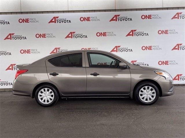 Nissan Versa 2016 price $7,981