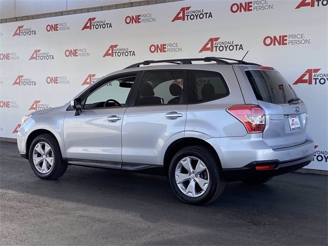 Subaru Forester 2015 price $17,281