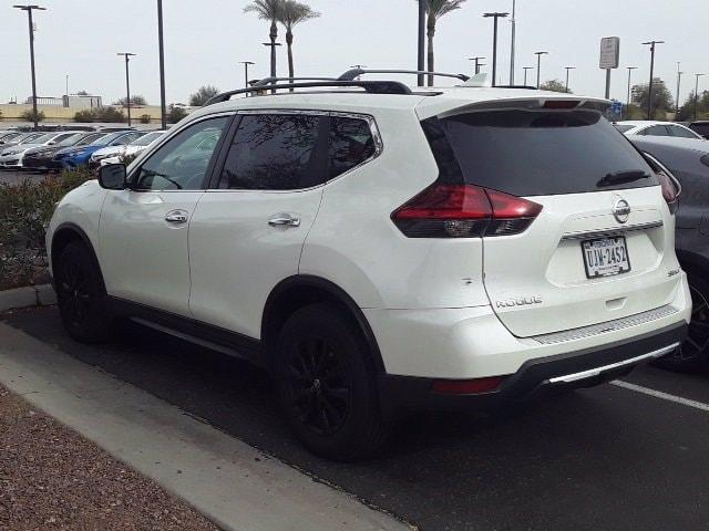 Nissan Rogue 2017 price $16,961