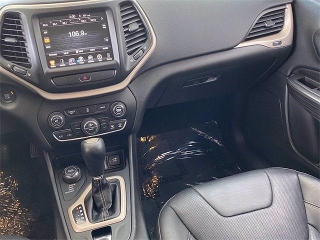 Jeep Cherokee 2014 price $14,981