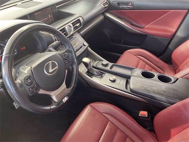 Lexus IS 250 2015 price $20,981