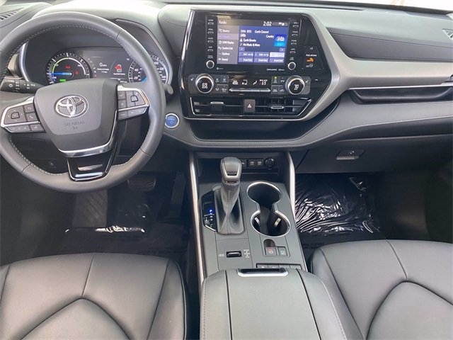 Toyota Highlander Hybrid 2020 price $36,981