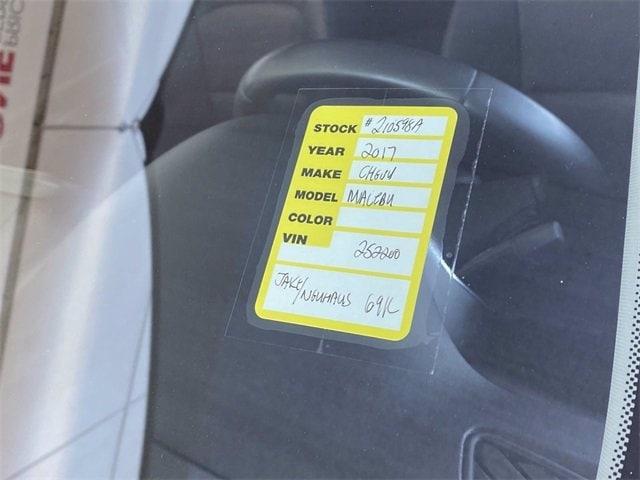 Chevrolet Malibu Hybrid 2017 price $13,585