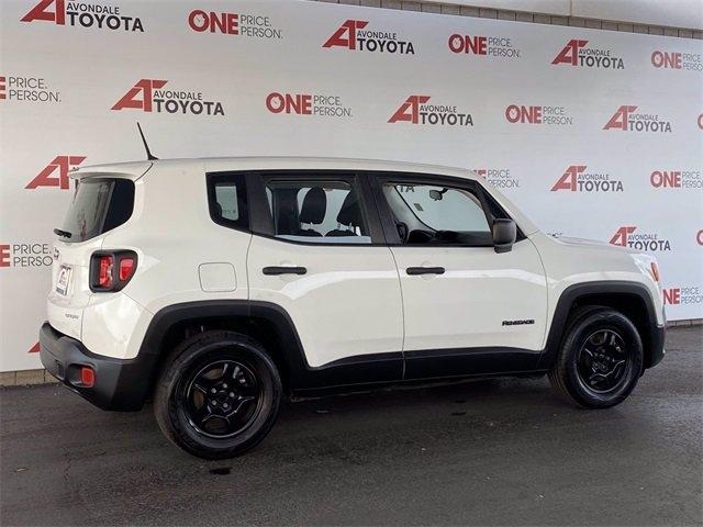 Jeep Renegade 2015 price $10,982