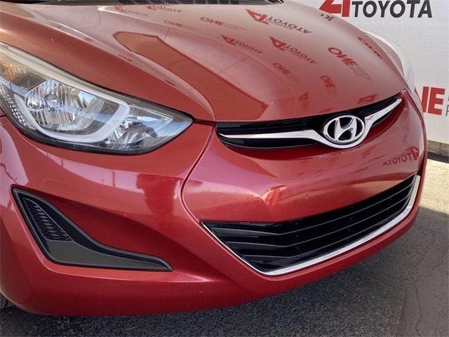 Hyundai Elantra 2016 price $9,481