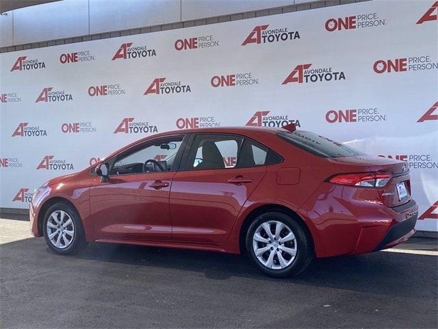 Toyota Corolla 2020 price $16,281