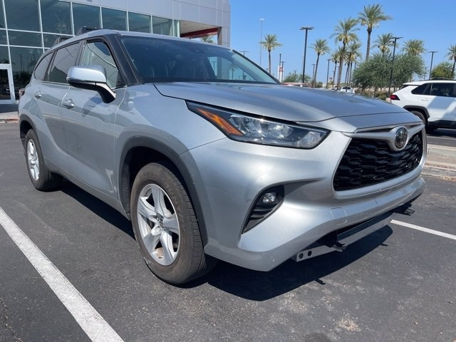 Toyota Highlander 2020 price $36,981