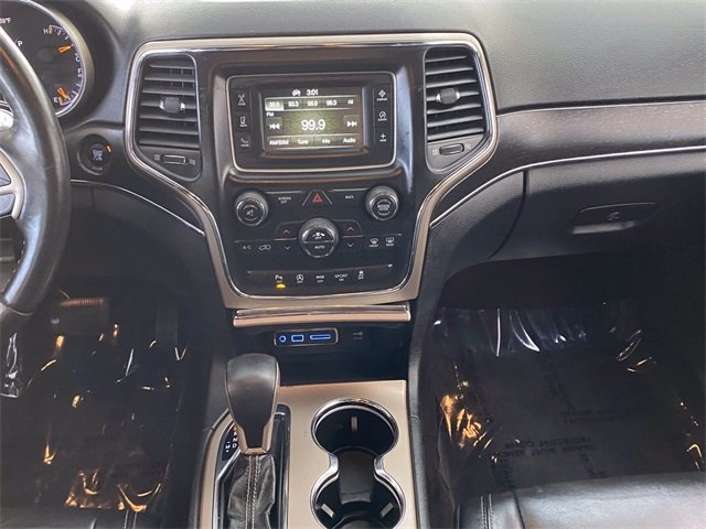 Jeep Grand Cherokee 2016 price $19,986