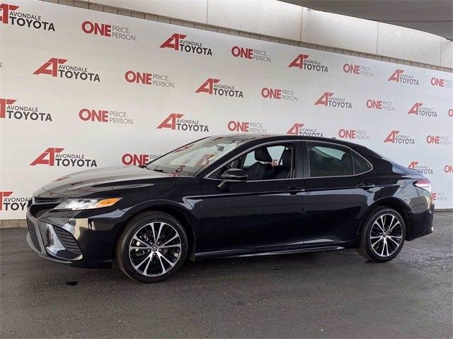 Toyota Camry 2020 price $21,481