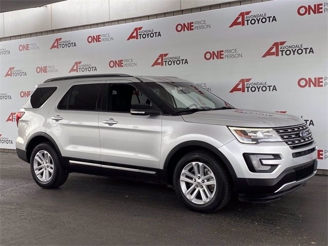 Ford Explorer 2017 price $20,785