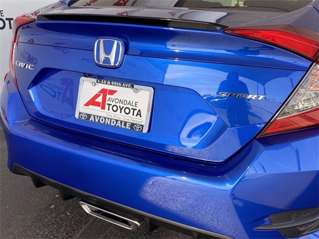 Honda Civic 2019 price $19,381