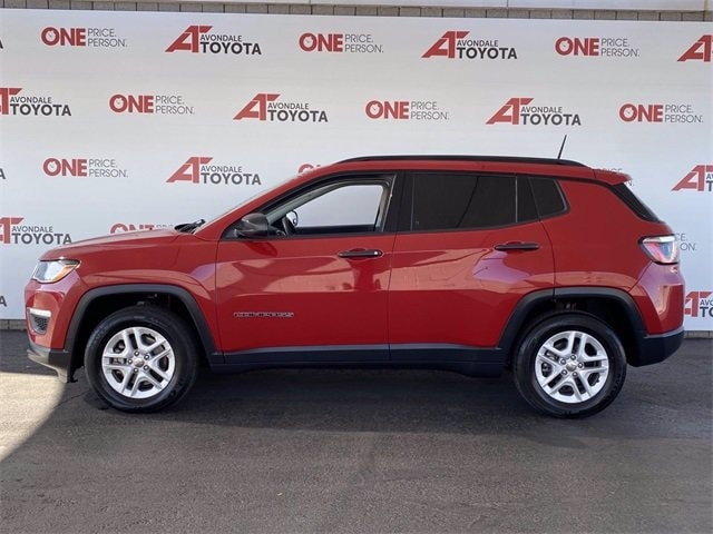 Jeep New Compass 2017 price $14,981
