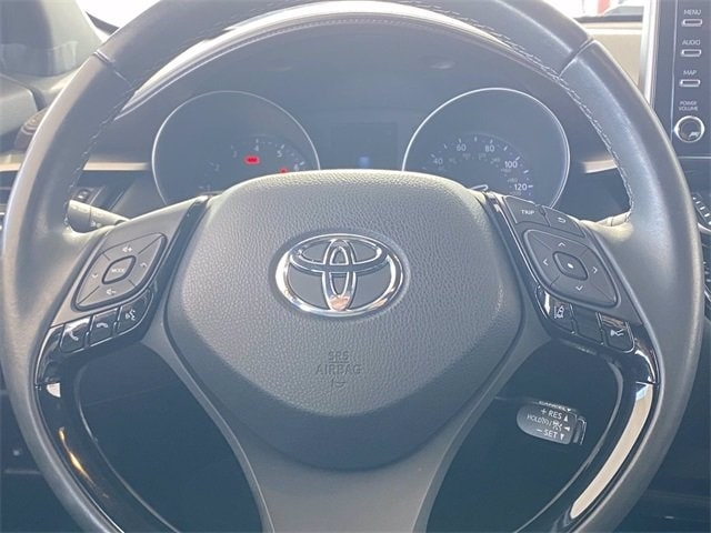 Toyota C-HR 2019 price $21,481