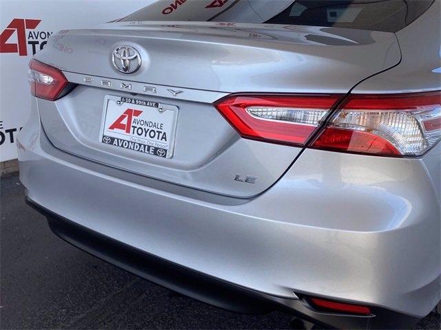 Toyota Camry 2018 price $16,781