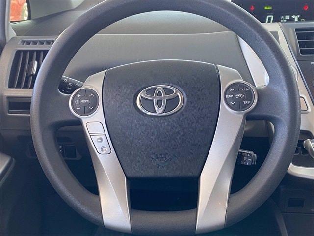 Toyota Prius v 2013 price $11,981