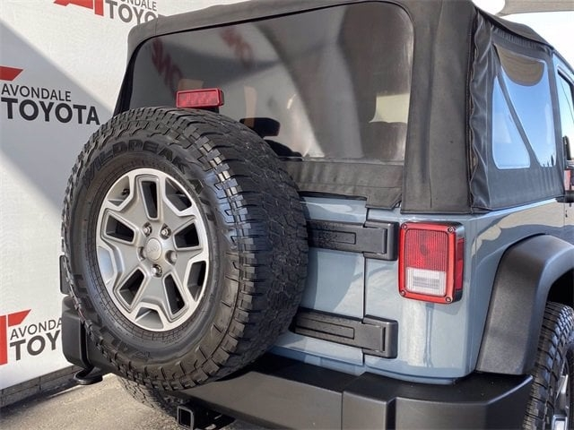 Jeep Wrangler 2015 price $24,481