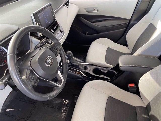 Toyota Corolla Hatchback 2019 price $17,981