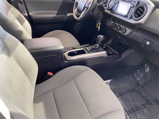 Toyota Tacoma 2017 price $27,981