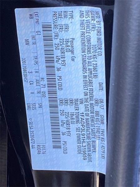 Ford Focus ST 2017 price $18,981