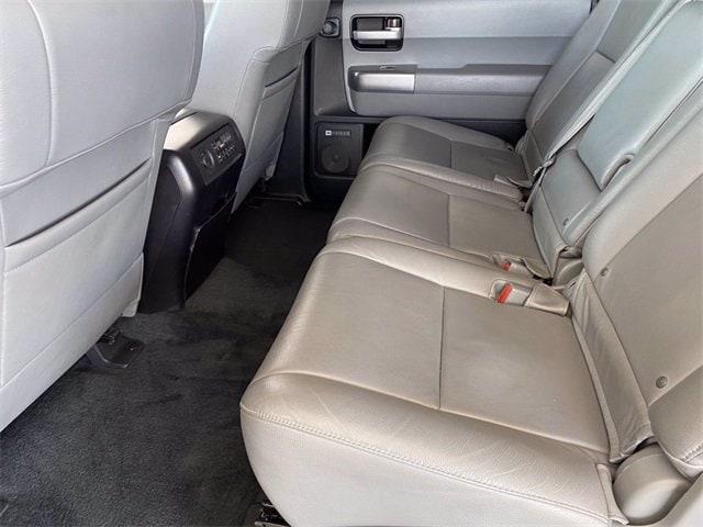 Toyota Sequoia 2018 price $44,981