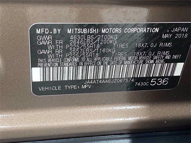 Mitsubishi Eclipse Cross 2018 price $14,484