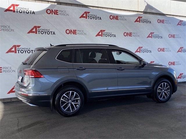 Volkswagen Tiguan 2020 price $22,984