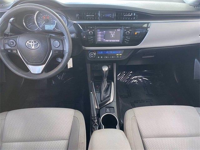 Toyota Corolla 2015 price $9,486