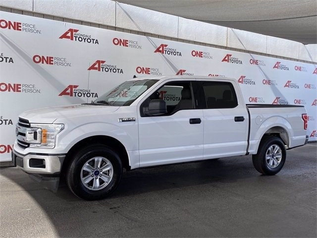 Ford F-150 2020 price $32,484