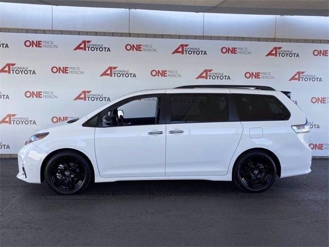 Toyota Sienna 2020 price $37,481