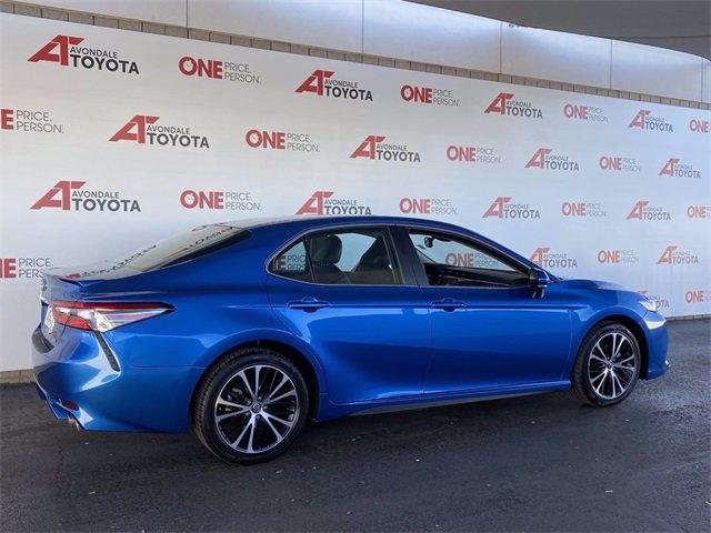 Toyota Camry 2018 price $21,981