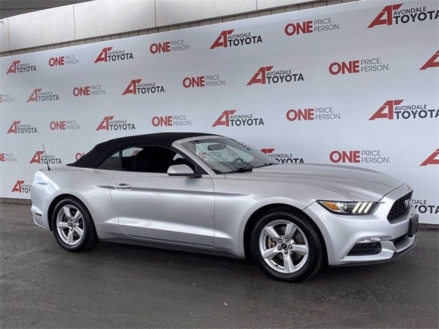 Ford Mustang 2016 price $14,786