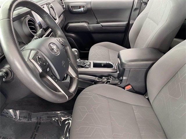Toyota Tacoma 2019 price $35,481