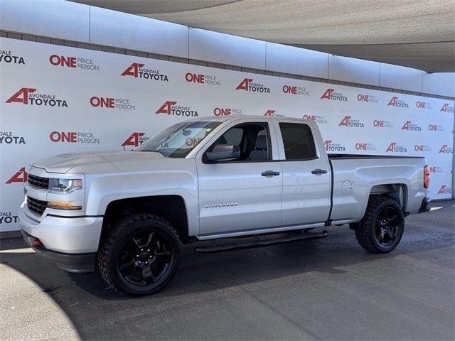 Chevrolet Silverado 1500 2017 price $28,581