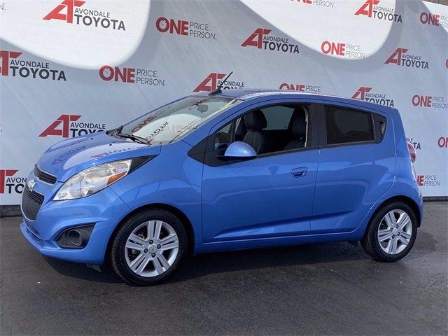 Chevrolet Spark 2014 price $6,986