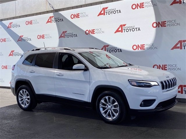 Jeep Cherokee 2019 price $17,481