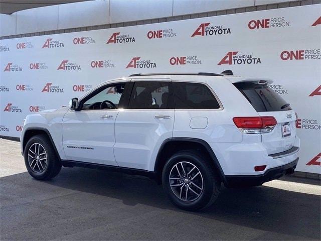 Jeep Grand Cherokee 2018 price $26,981
