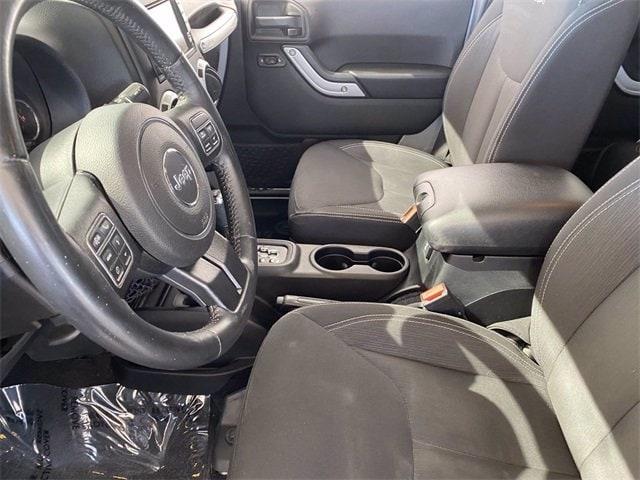 Jeep Wrangler JK Unlimited 2016 price $32,981