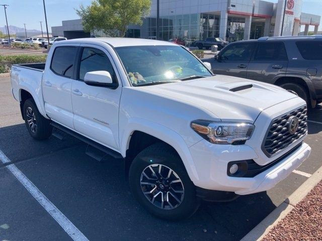 Toyota Tacoma 2020 price $41,981
