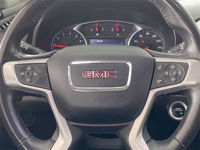 GMC Terrain 2019 price $21,481