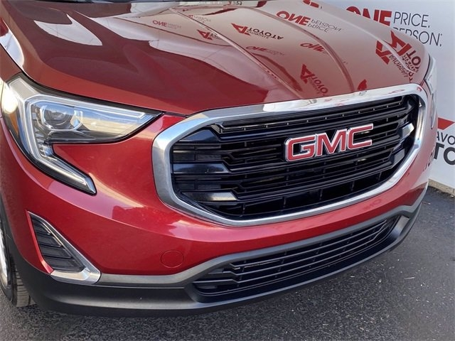 GMC Terrain 2018 price $18,781