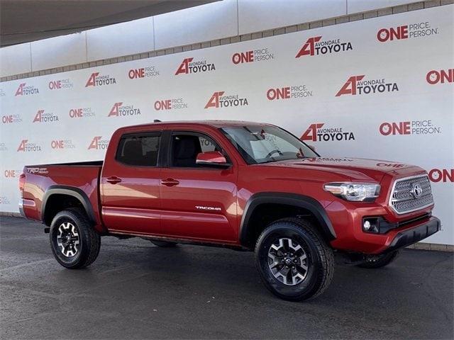 Toyota Tacoma 2016 price $30,981