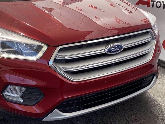 Ford Escape 2018 price $20,981
