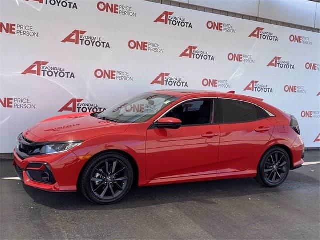 Honda Civic 2020 price $21,981