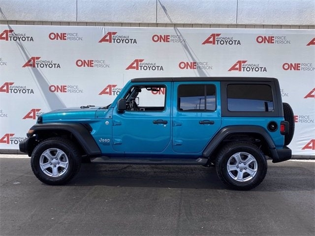 Jeep Wrangler 2019 price $38,981