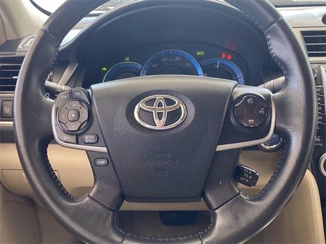 Toyota Camry Hybrid 2013 price $9,986