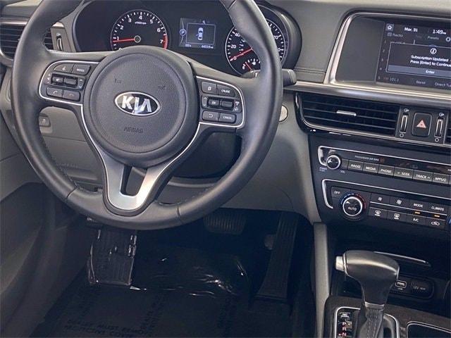 Kia Optima 2018 price $19,981